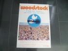 WOODSTOCK  - EA ORIG. KINOPLAKAT  A1