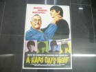 A HARD DAYS NIGHT   - EA ORIG. KINOPLAKAT  A1