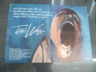 THE WALL   -  EA ORIG. KINOPLAKAT  A0