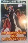 DIE TODESF�USTE DES KARATETIGERS GR. HARTBOX NEU & OVP