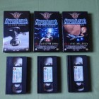 Hypernauts - The Space Rangers / Vol. 1, 2 und 3 / VPS / VHS