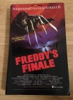 Nightmare On Elm Street Teil 6 Freddy's Finale VHS VPS
