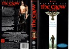 THE CROW - DIE KR�HE - Brandon Lee - VHS