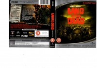LAND OF THE DEAD - George A. Romero - HD DVD