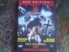 Das Haus an der Friedhofmauer  - Red Edition -  Horror dvd