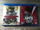 Afro Samurai 1+2 (Resurrection) UNCUT UK BLU-RAY - englisch