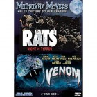 DVD Rats: Night of Terror / Venom (Blue Underground)
