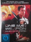 One Man Weapon - Arnold Schwarzenegger in Muckiebude