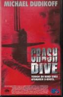 Crash Dive (Michael Dudikoff) PAL New VisionVHS (#16)