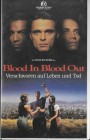 Blood In Blood Out PAL Hollywood Pictures VHS (#1)