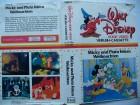 Micky und Pluto feiern Weihnachten ... Weisses Cover! Disney