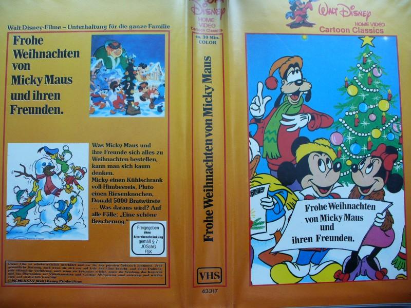 Frohe Weihnachten Film.Frohe Weihnachten Von Micky Maus Und Ihren Freunden Disney