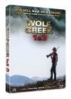 Wolf Creek 1 & 2 - Limited Steelbook Edition Blu-ray