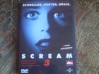 Scream 3  - Neve Campbell - Wes Craven - 2 Disc dvd