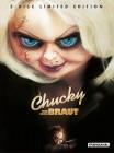 Chucky und seine Braut - StudioCanal DVD+Blu-ray Mediabook