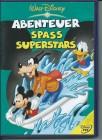 WALT DISNEY   Abenteuer Spass Superstars