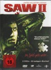 Saw 2 / Saw II - Limited Mediabook - 2 Disc - neu in Folie!!
