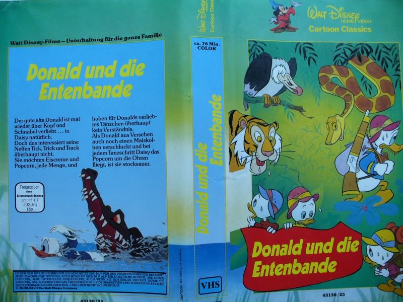 Donald und die Entenbande  ... Walt Disney !!!