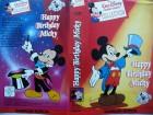 Happy Birthday Micky  ... Walt Disney !!!
