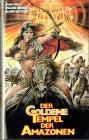(VHS) Der Goldene Tempel der Amazonen - Regie: Jesus Franco