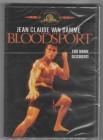 Bloodsport - Van Damme - neu in Folie - uncut!!