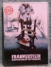 Frankenstein Experiment in Terror DVD Uncut (L)