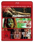 Torture Porn - 3 Movie Pack Vol. 2 [Blu-ray] OVP