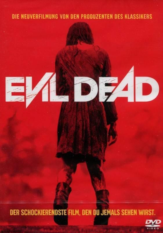 Evil Dead (2013) uncut Neu & OVP !!!
