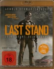 The Last Stand - Uncut - lim. FAN-Version Blu Ray - NEU