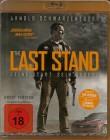 The Last Stand - Uncut - lim. FAN-Version Blu Ray - NEU