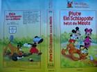 Pluto - Ein Schlappohr hetzt die Meute ... Walt Disney !!!