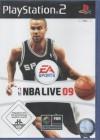 NBA Live 09 - PS2 - Playstation 2