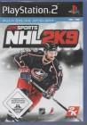 NHL 2K9 - PS2 - Playstation 2