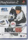 NHL 06 - PS2 - Playstation 2