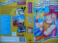 Sing mit Uns - Hercules ... Walt Disney !!