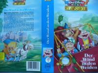 Mini Klassiker - Der Wind in den Weiden ... Walt Disney !!!