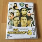 DIE GNADENLOSEN 5 mit Ti Lung und David Chiang DVD