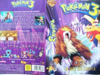 Pokémon 3 - Im Bann der Icognito  ...  VHS !!!
