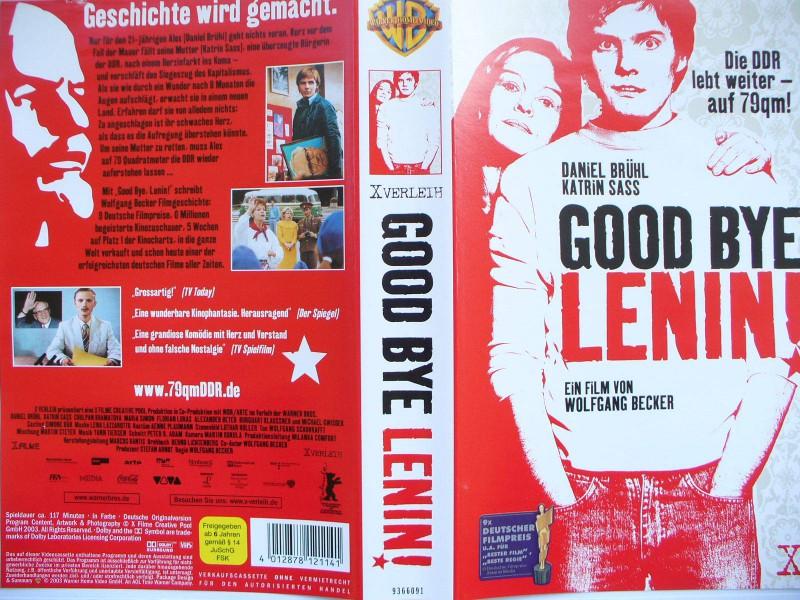 Good Bye Lenin !  ...  Daniel Brühl, Katrin Sass
