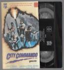 City Commando  PAL VHS CBS Fox  (#1)
