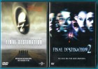 Final Destination 1 & 2 (2 DVDs) NEUWERTIG