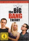 THE BIG BANG THEORY Staffel 1 - 3 DVDs TV Comedy Hit