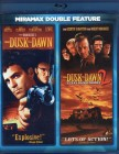 FROM DUSK TILL DAWN 1 + 2 Blu-ray Double Feature Import