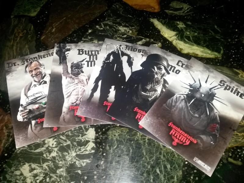 Frankensteins Army SE Mosquito-Man DVD+Blu-ray UNCUT