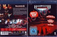 Halloween III - Halloween 3  / Blu Ray NEU OVP uncut