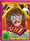 *U.H.F. UHF *UNCUT* DVD+BLU-RAY MEDIABOOK *NEU/OVP*