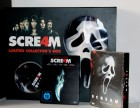 SCREAM 4 Limited Edition Box + BR Steelbook + 1-3 Uncut Box