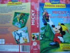 Micky und die Kletterbohne ...  Walt Disney !!!