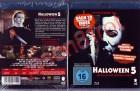 Halloween 5 - Die Rache des Michael Myers / Blu Ray uncut