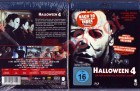 Halloween 4  IV- The Return of Michael Myers / Blu Ray uncut